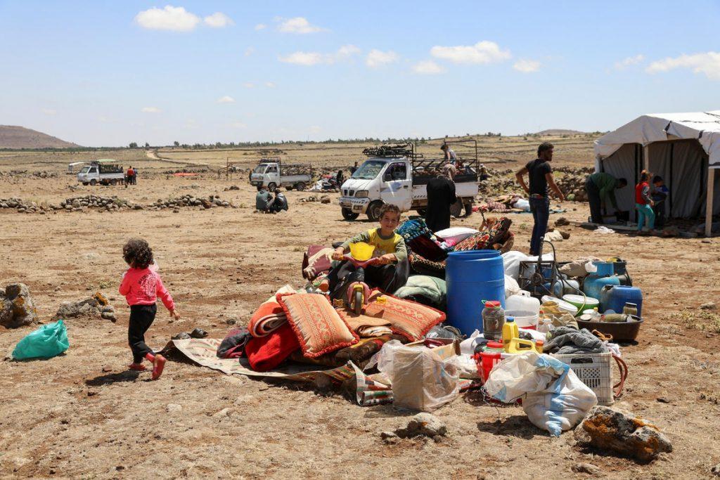 UNICEF alerta de los riesgos que una ofensiva sobre Idlib supondrían para un millón de niños
