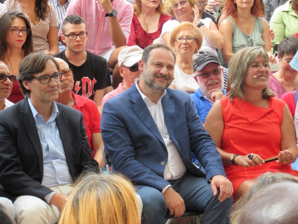 Ábalos critica que Cs rompa el pacto en Andalucía: «Está cada vez más escorado a la derecha»