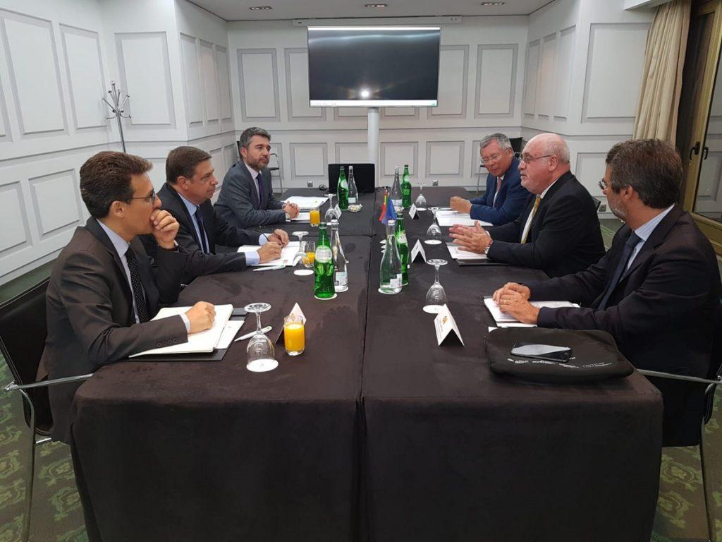 España y Portugal buscan alianzas para la negociación de la reforma de la PAC