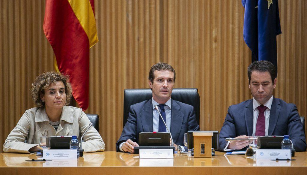 El PP pide esta semana en el Congreso que el CGPJ vigile e investigue a los jueces que juzgan Gürtel y Bárcenas