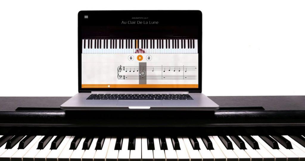 Si quieres aprender a tocar el piano, Flowkey te ayuda con lecciones de pianistas famosos