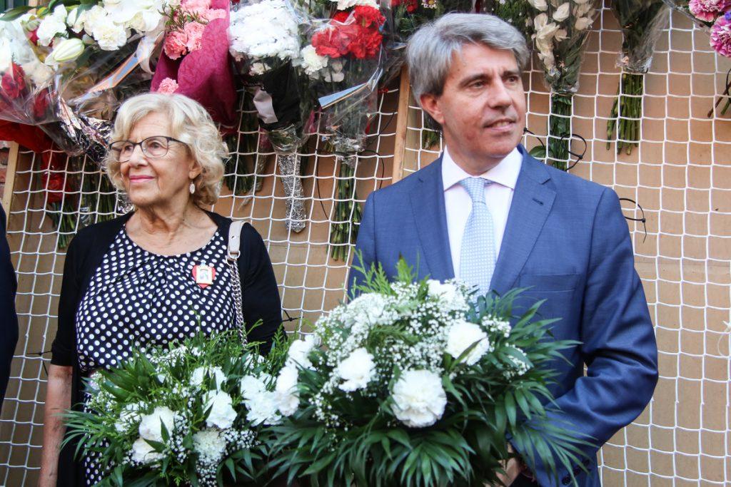 Garrido respeta la decisión de Carmena aunque hace un «balance nefasto» de su gestión en la ciudad de Madrid