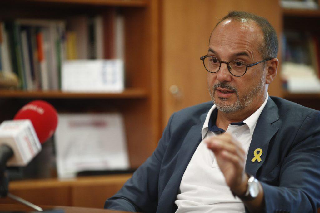 El PDeCAT quiere forzar la semana de la Diada una votación en el Congreso sobre el diálogo del Gobierno con Cataluña