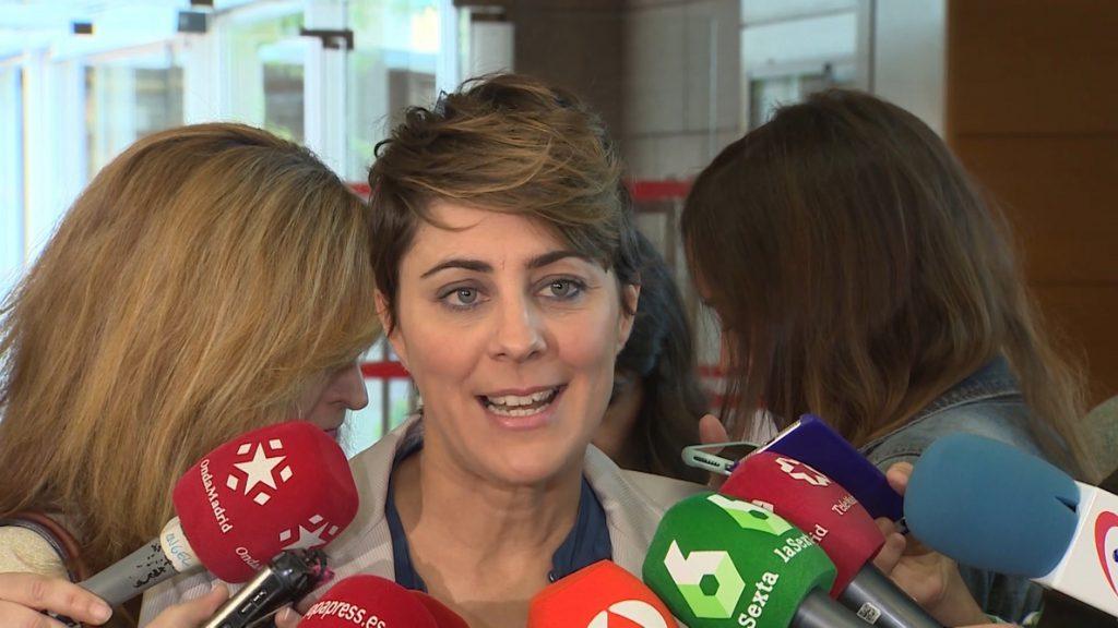 Podemos ve «buena noticia» que Carmena revalide como candidata para que «continúe el proceso del cambio»
