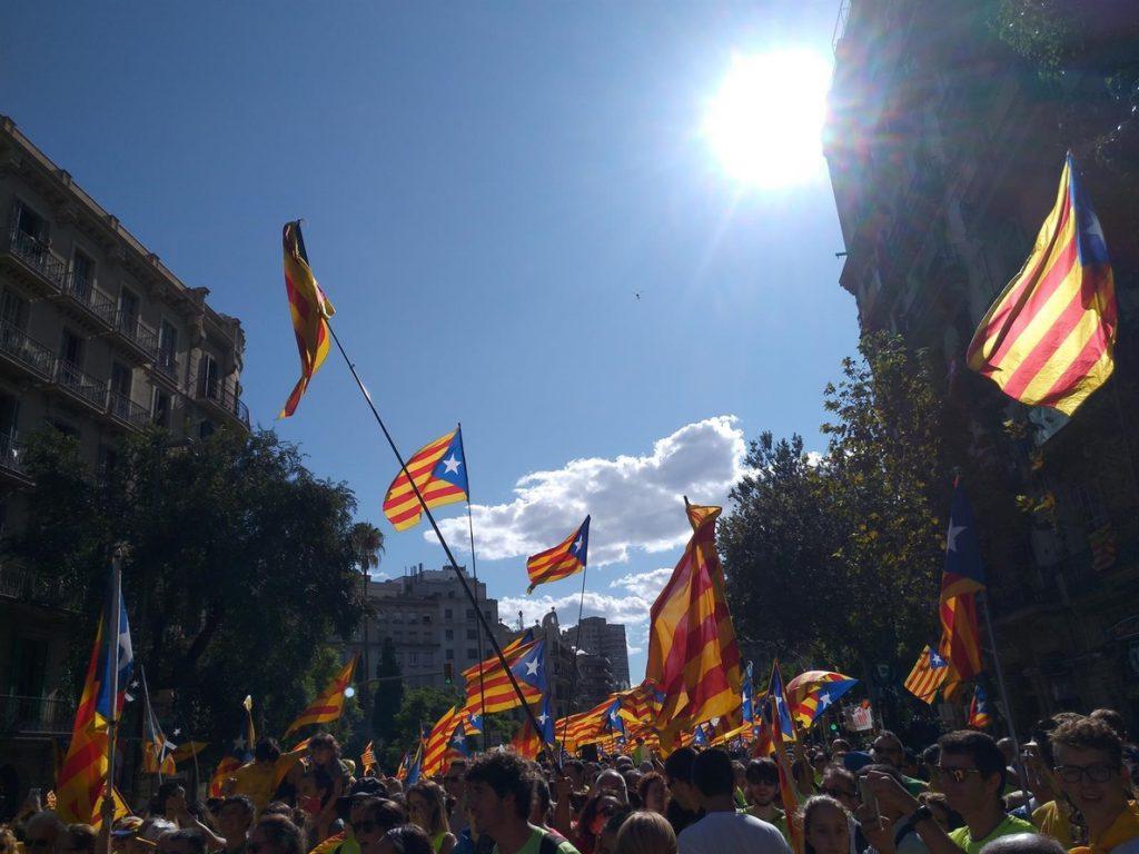 Políticos independentistas presos y en el extranjero piden «llenar las calles» el martes