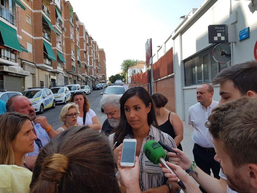 Villacís cree que Sánchez «no ha hecho nada en estos cien días» que lleva al frente del Gobierno