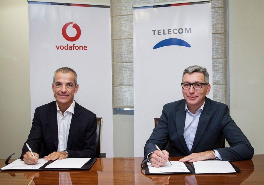 Vodafone alcanza un acuerdo estratégico con Telecom Argentina para prestarle asesoramiento