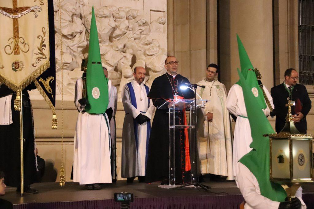 El cardenal Omella pide un clima de concordia y «construir puentes»