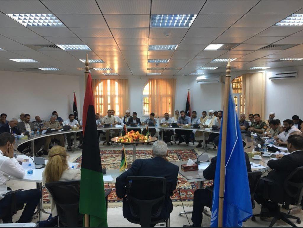 Las milicias libias acuerdan reforzar la tregua tras los combates en la región de Trípoli