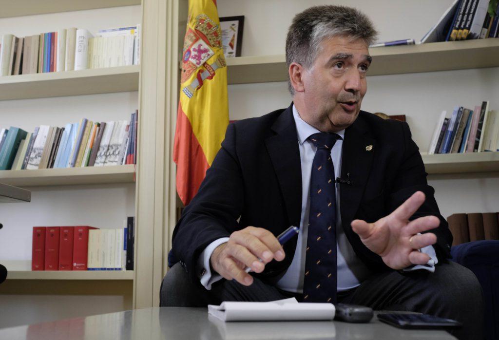 Cosidó insiste en que el PP se ofrece para otro 155 y dice que lo que más le preocupa es la seguridad en Cataluña