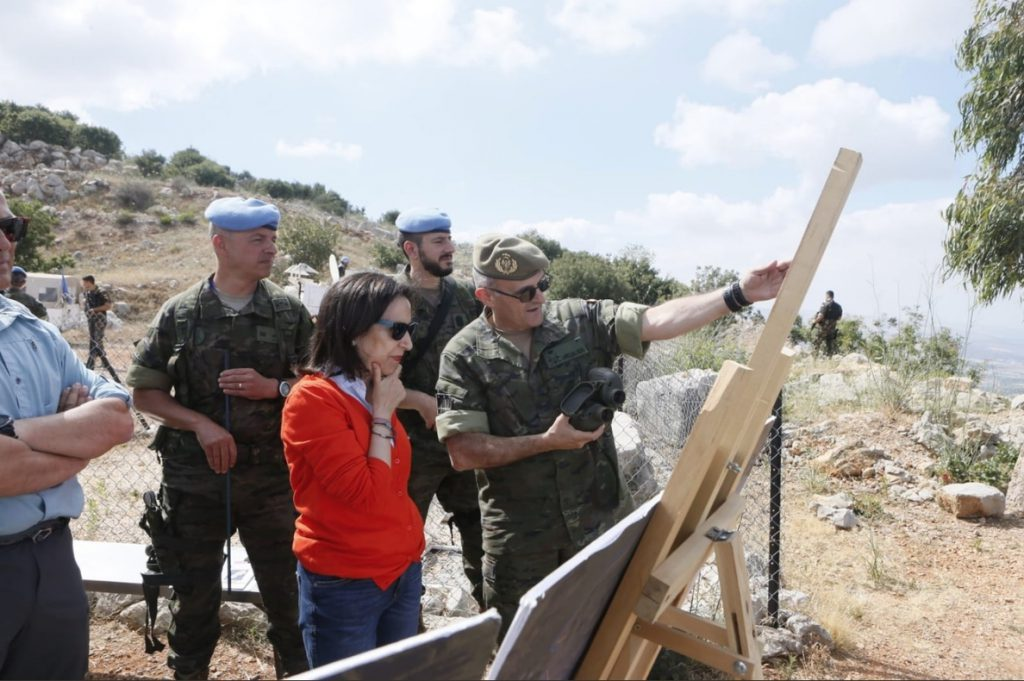 Defensa destina 9,5 millones de euros a un «plan de choque» para mejorar la calidad de vida de los cuarteles