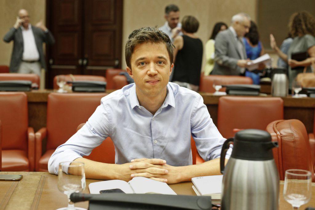 Errejón desea que Montón dé explicaciones «suficientes» sobre su máster  pero destaca que «algo pasa» con la URJC
