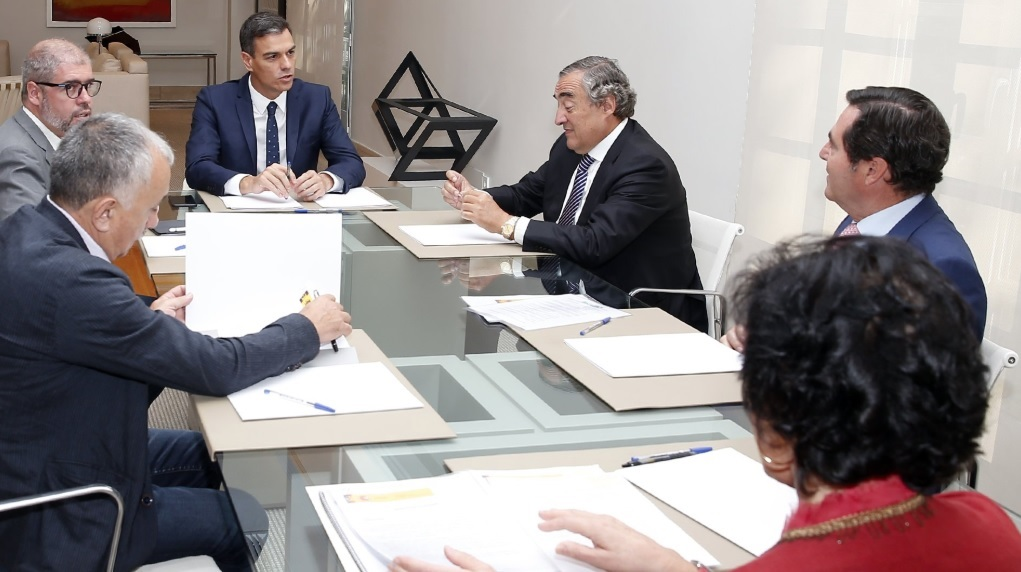 El Gobierno presenta a los agentes sociales su plan para adaptar la FP a «los cambios y demandas de la nueva economía»