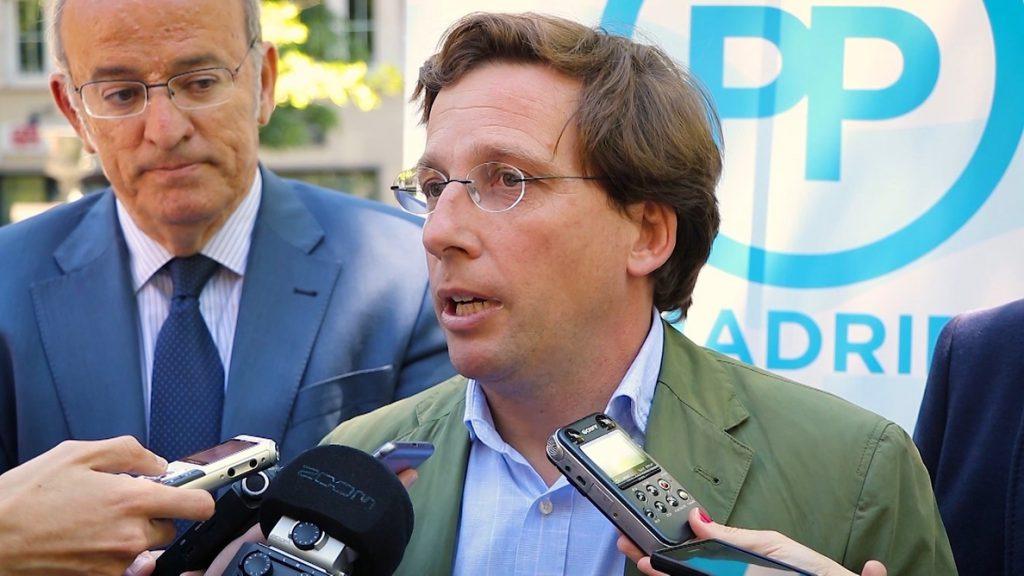 PP de Madrid anima a colocar banderas de España en balcones con el objetivo de «acompañar a los catalanes en la Diada»