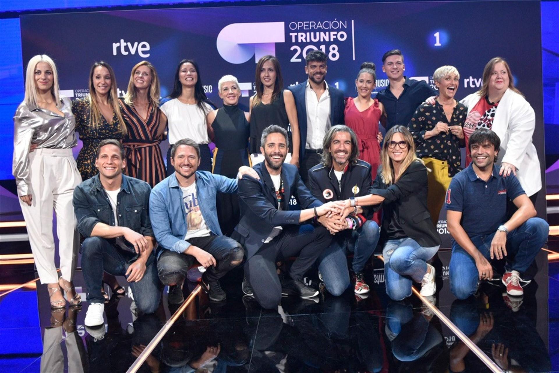 »OT 2018»: todas las novedades y cambios de la nueva edición de Operación Triunfo