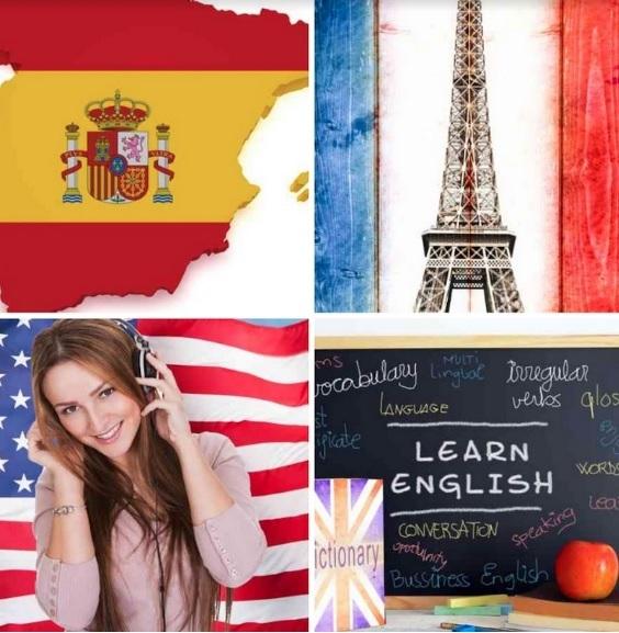Los idiomas hacen sombra al inglés