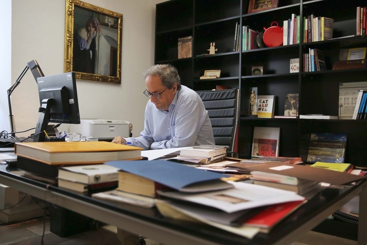 Torra pronuncia una conferencia este miércoles en Ginebra sobre una mediación internacional