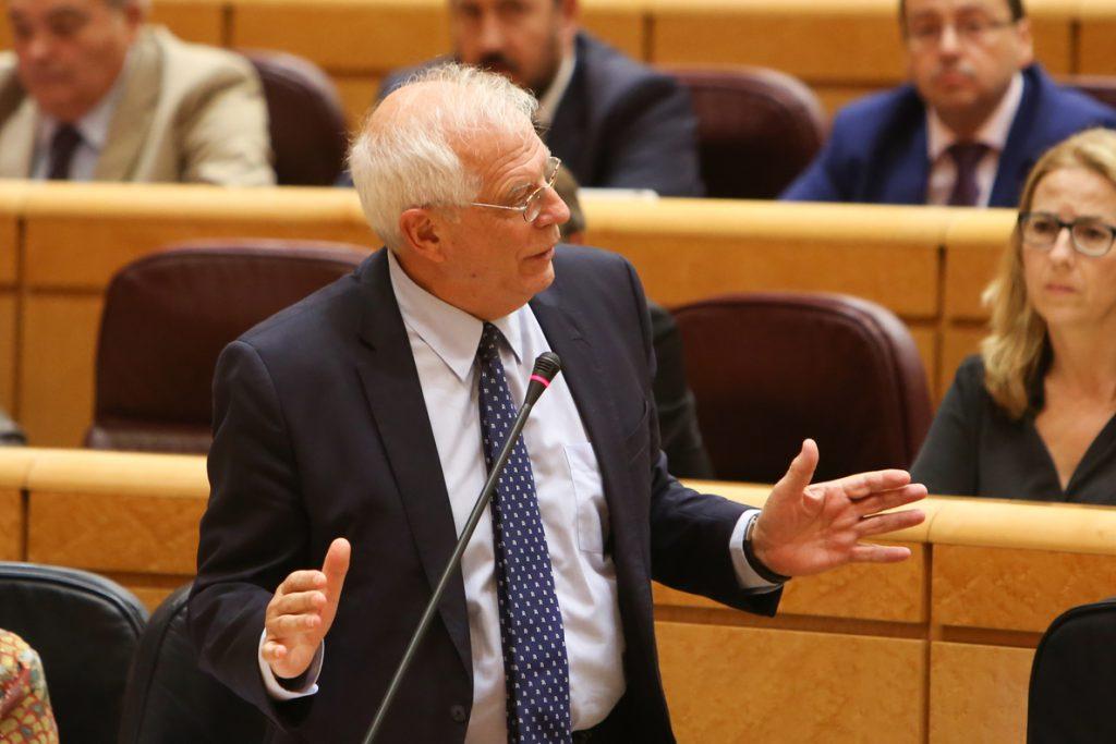 Borrell desea que Italia llegue a un acuerdo con Bruselas sobre su Presupuesto y no se cree un problema a «toda Europa»