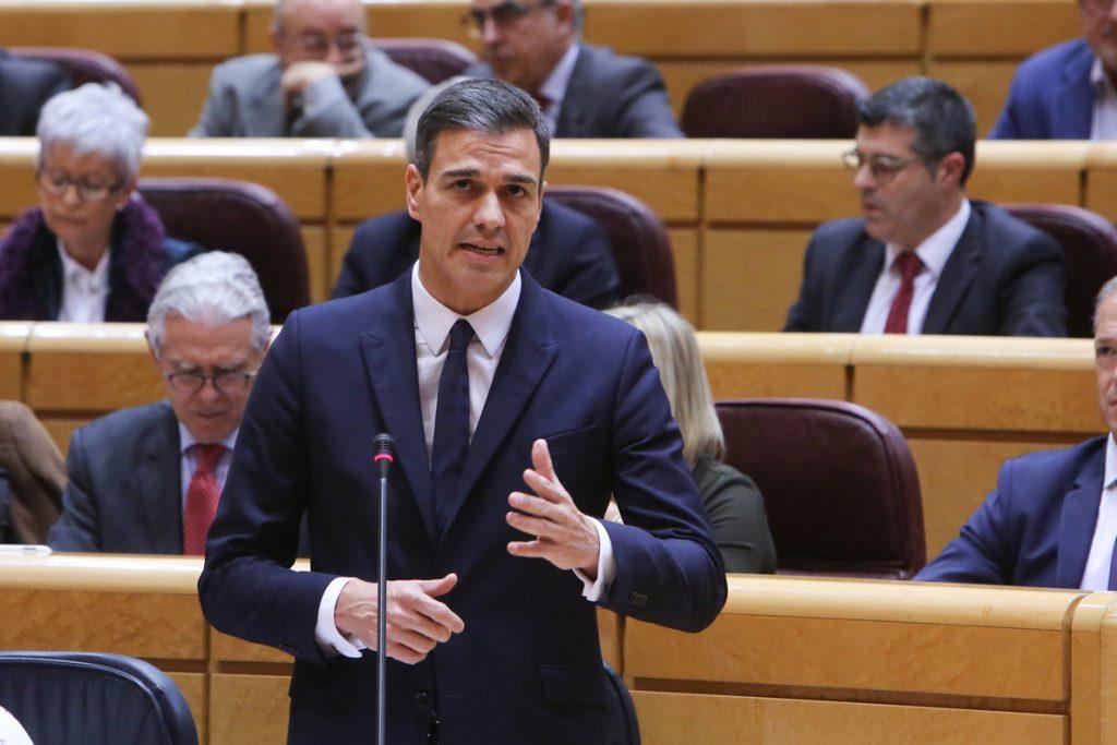 Sánchez, sobre indultos en Cataluña: «Dejen trabajar a los jueces y luego lógicamente tendremos que hacer política»