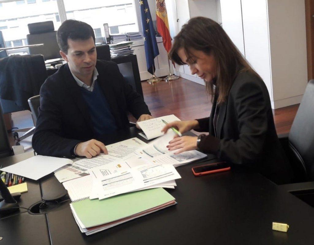 Adif garantiza que no hay riesgo presupuestario para la llegada del AVE a Galicia en 2019
