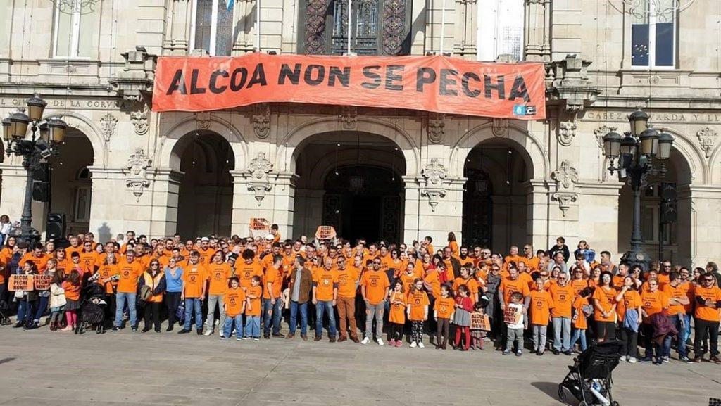 Alcoa planta a una mesa de trabajo sin avances y provoca las críticas de gobiernos, empleados y municipios