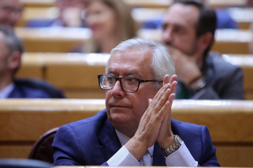 Arenas respalda a Cosidó y dice que tiene el apoyo de todo el Grupo Popular del Senado