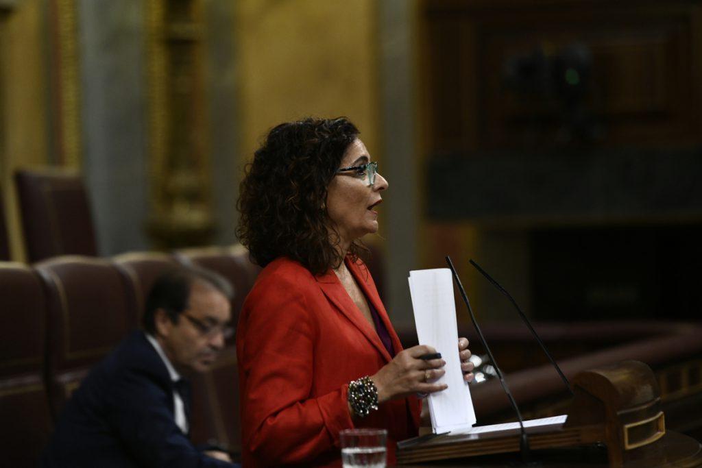 Ciudadanos propone al Congreso la reprobación de Montero por no informar de los Presupuestos