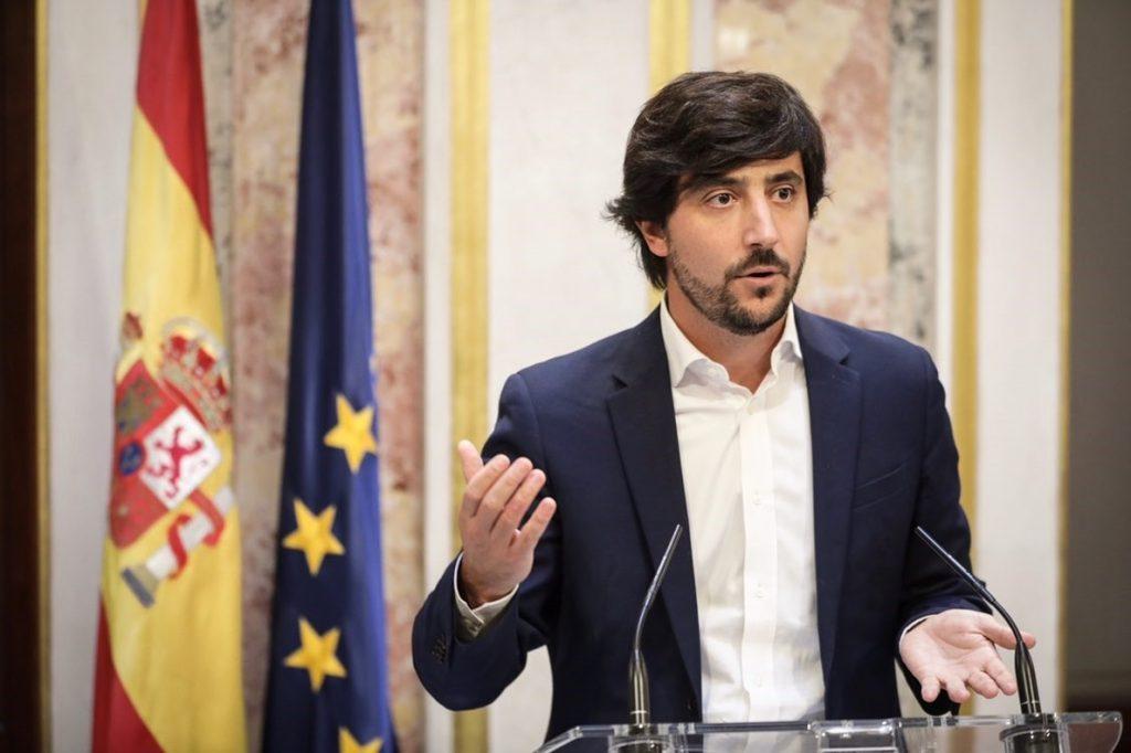 Ciudadanos denuncia el «cinismo extremo» del PP, que ahora quiere reformar el CGPJ y acaba «plagiando»