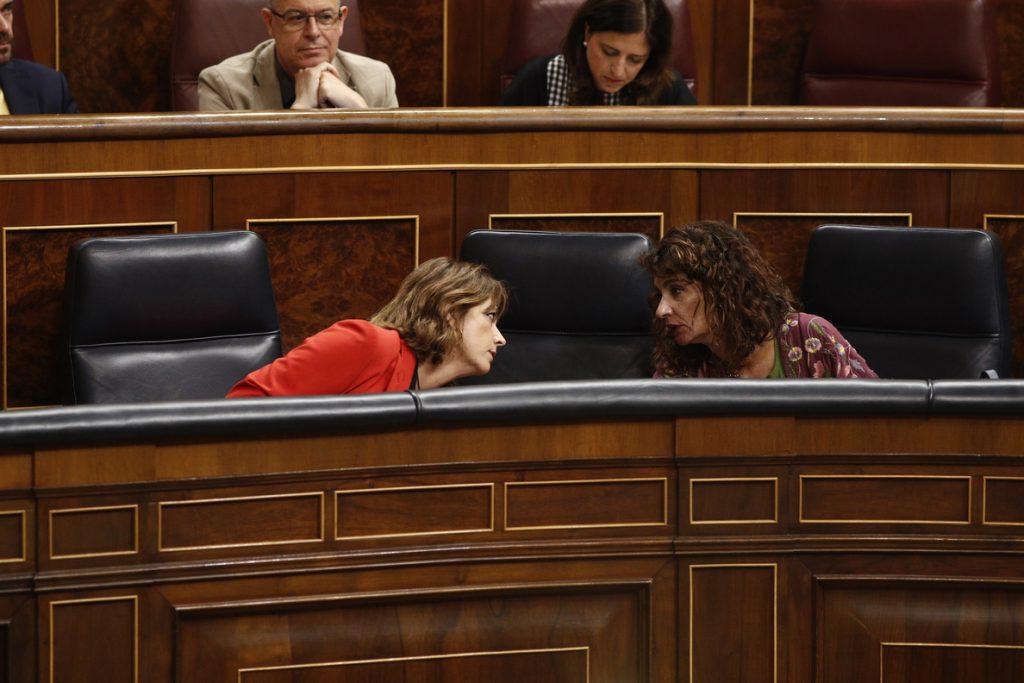El Congreso examina mañana el decreto que obliga a los bancos a pagar el impuesto de las hipotecas