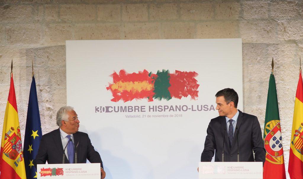 España y Portugal sellan una «estrategia ibérica» contra la despoblación y refuerzan su colaboración en incendios