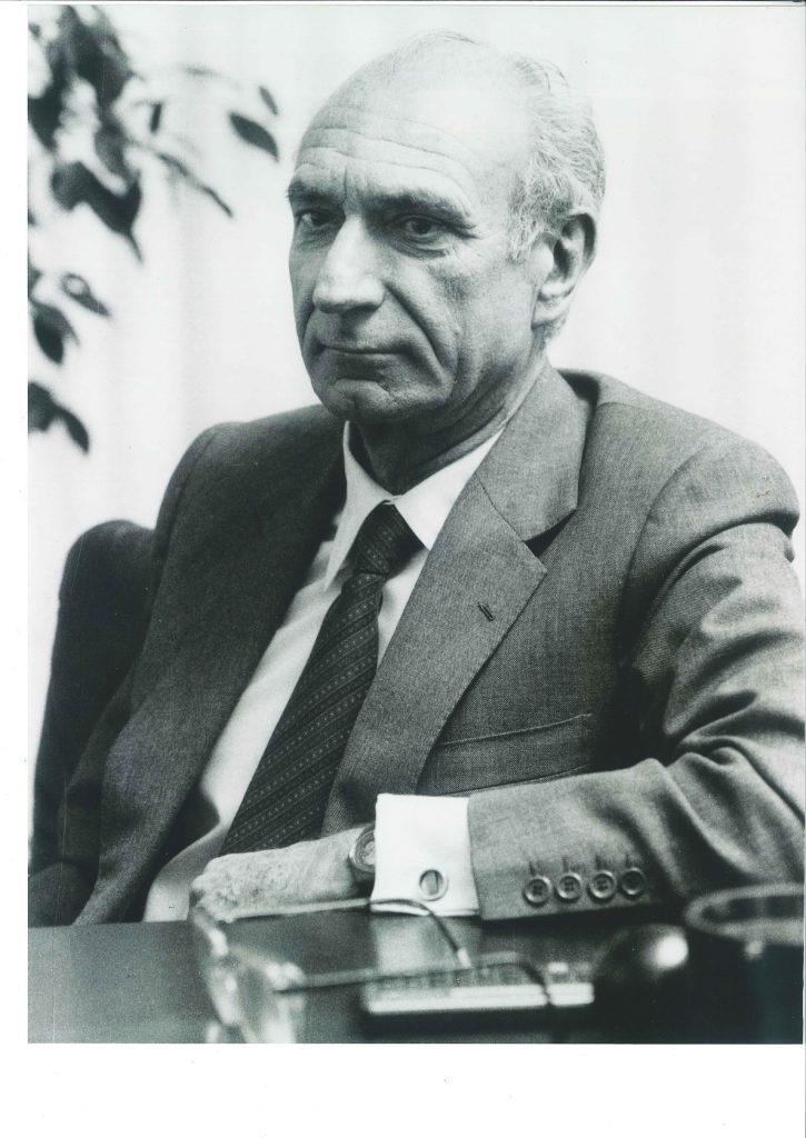 Fallece Antonio Puig, miembro de la segunda generación de la familia fundadora del grupo empresarial Puig
