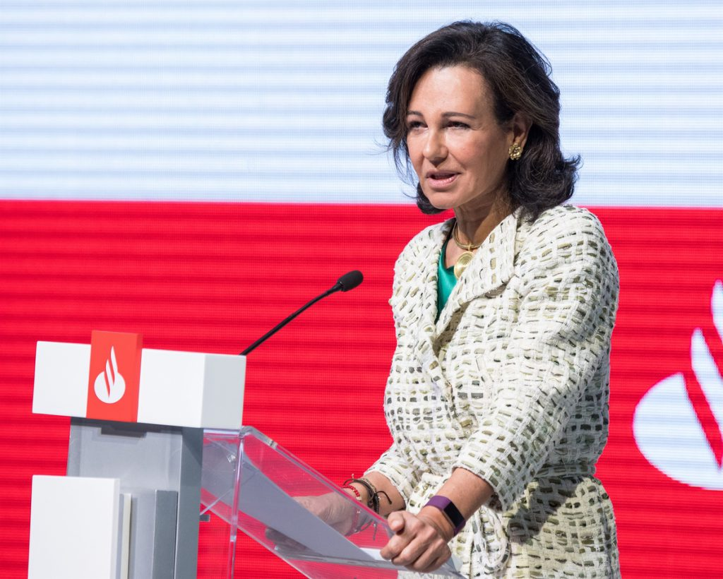 Santander será la única entidad española de importancia sistémica mundial de nuevo en 2020