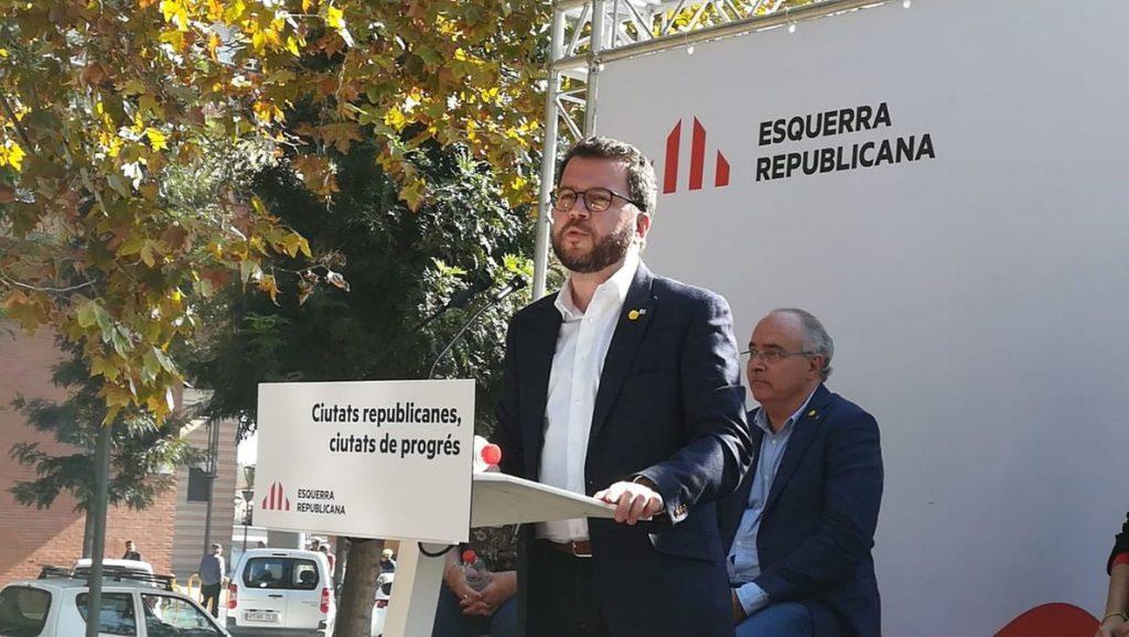 Sindicatos de Policía denuncian por injurias a Aragonés (ERC) y censuran al Gobierno por no pedirle una rectificación