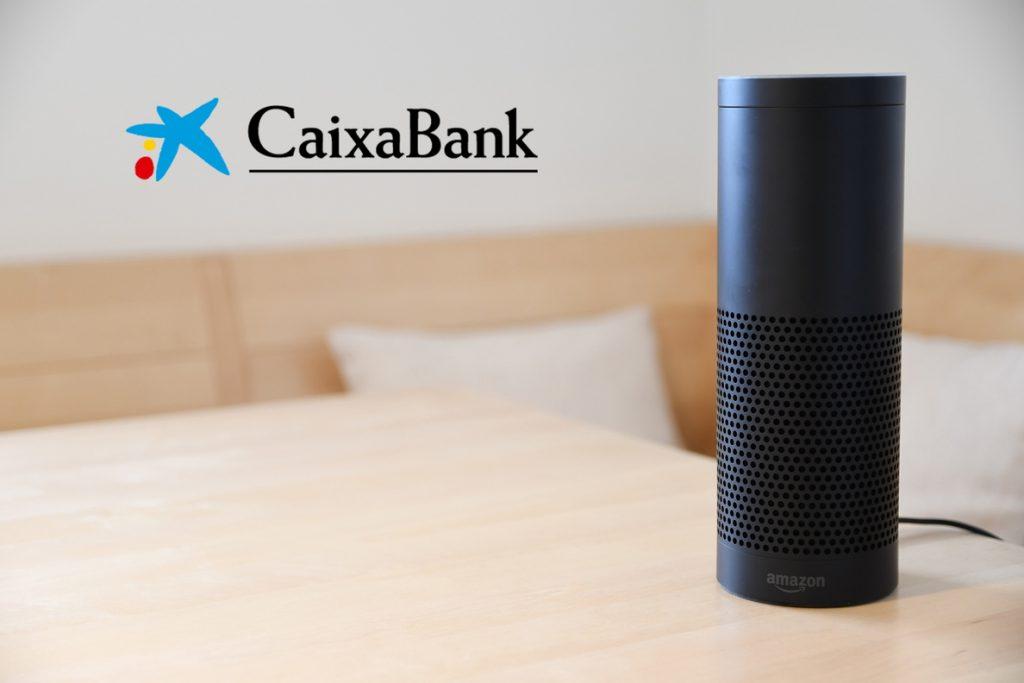 CaixaBank, primera entidad financiera española en disponer de su asistente virtual en Amazon Alexa