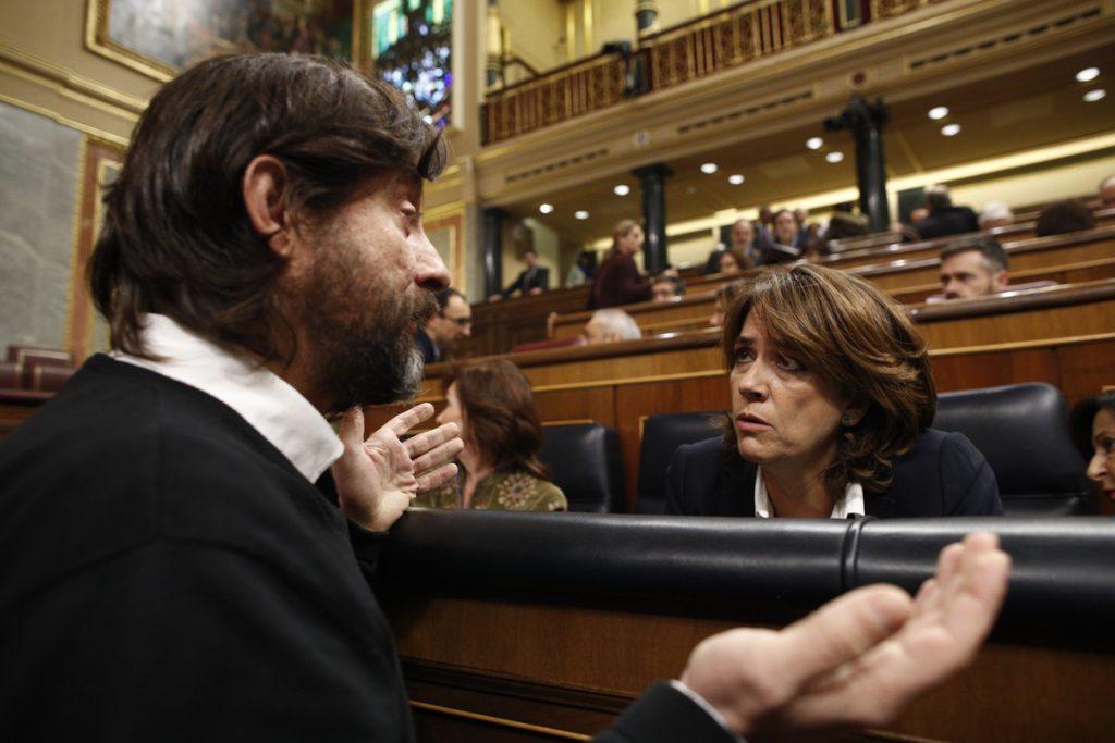 El Congreso reclama al Gobierno cambiar la ley para garantizar una tutela judicial efectiva ante desahucios