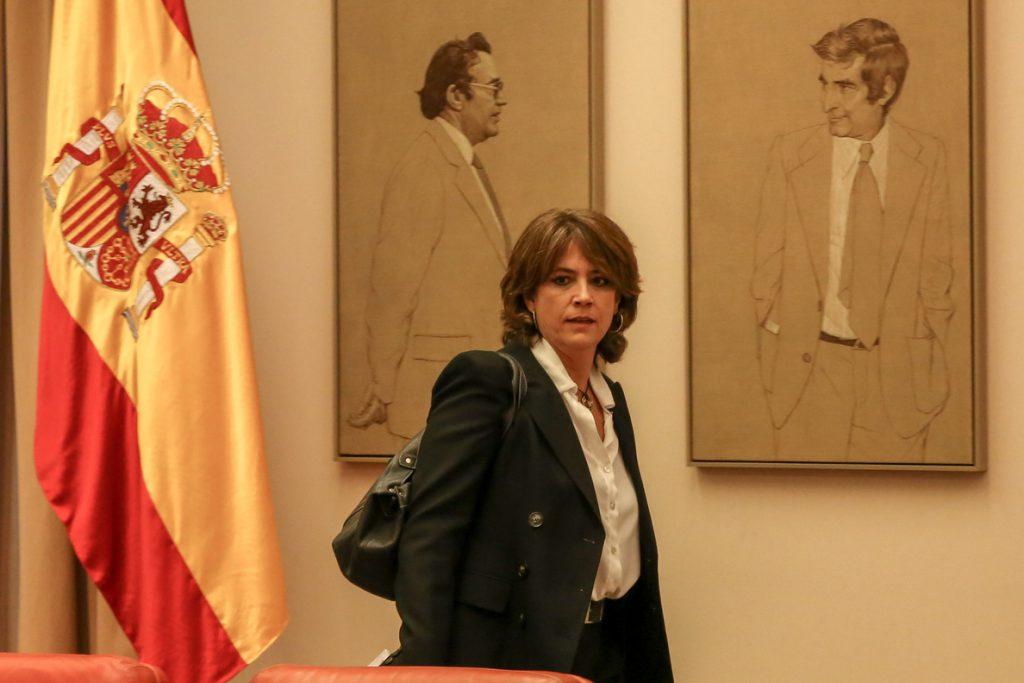 La abstención de ERC y Bildu permite la segunda reprobación de la ministra de Justicia