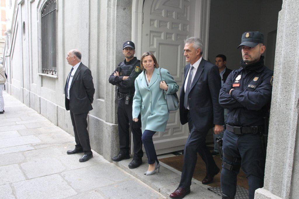 Forcadell y Simó también piden que Marchena se aparte del tribunal del 'procés'