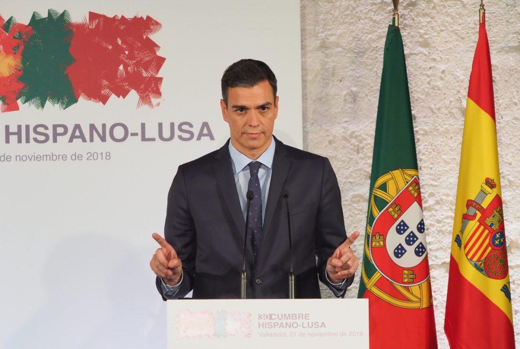 PP pregunta en el Senado por el coste del traslado de Sánchez en Airbus a Valladolid para la cumbre con Portugal