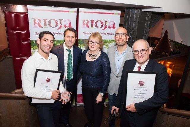 'Rioja Recognises' vuelve a premiar a los mejores colaboradores de Rioja en Reino Unido