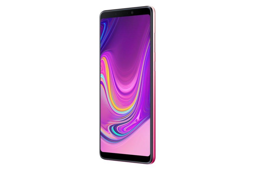 Samsung Galaxy A9 ya está disponible en España