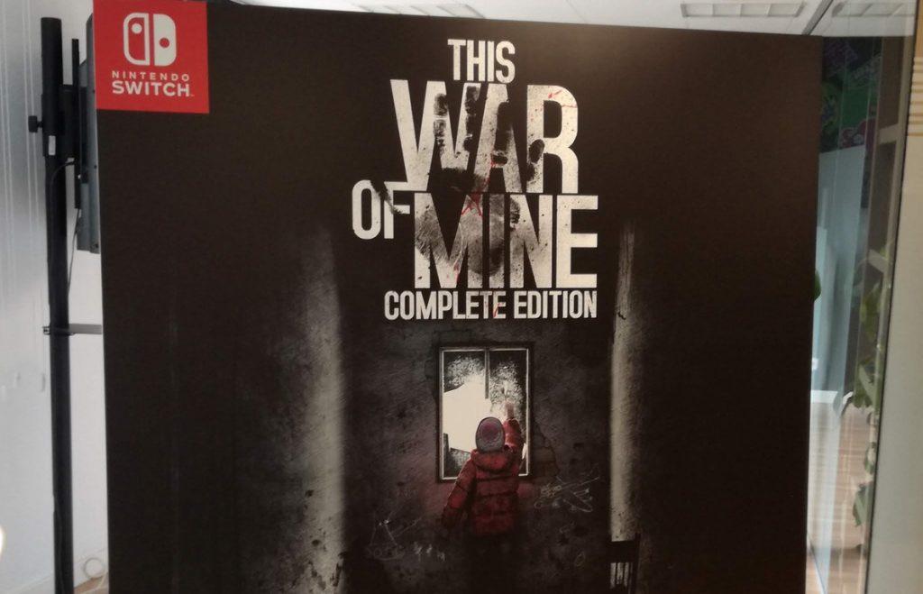 This War of Mine llegará a Nintendo Switch el 27 de noviembre para mostrar la mirada de los civiles durante la guerra
