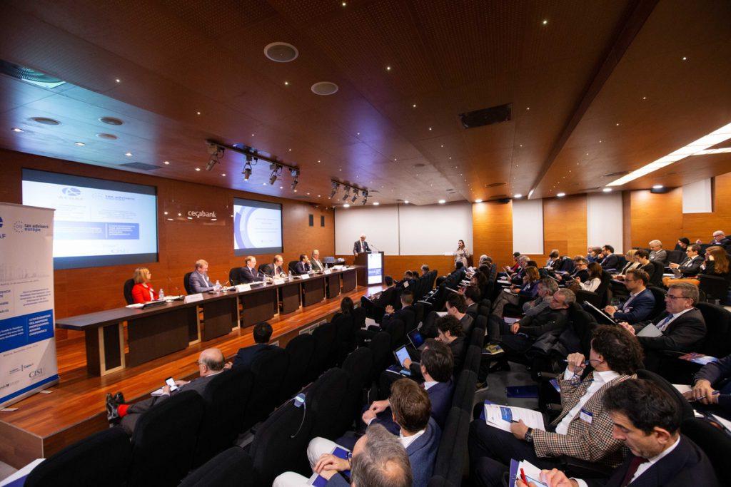 Aedaf prevé «graves distorsiones» en el mercado por la directiva sobre intermediarios fiscales