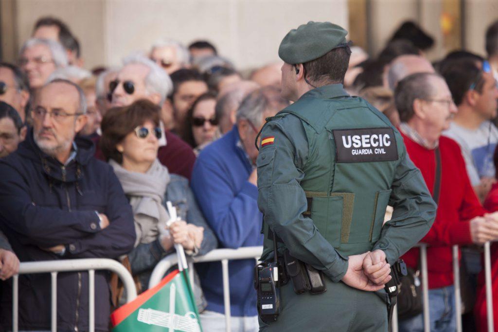 La Asociación Pro Guardia Civil pide gratificar la permanencia en Cataluña declarando la «zona conflictiva»