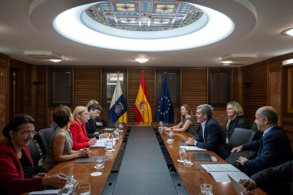 Canarias consigue que la CE ponga en espera los expedientes sancionadores por los planes hidrológicos