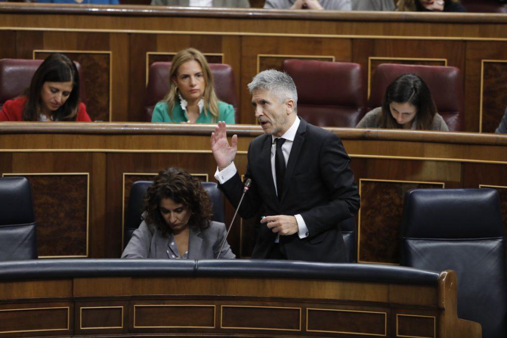 Ciudadanos exige que Marlaska explique al Congreso la negociación del traspaso de la competencia de Prisiones a Euskadi