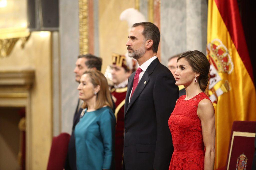 El Congreso escoge a Hernán Cortés para el primer retrato al óleo de los Reyes Felipe y Letizia en la Cámara