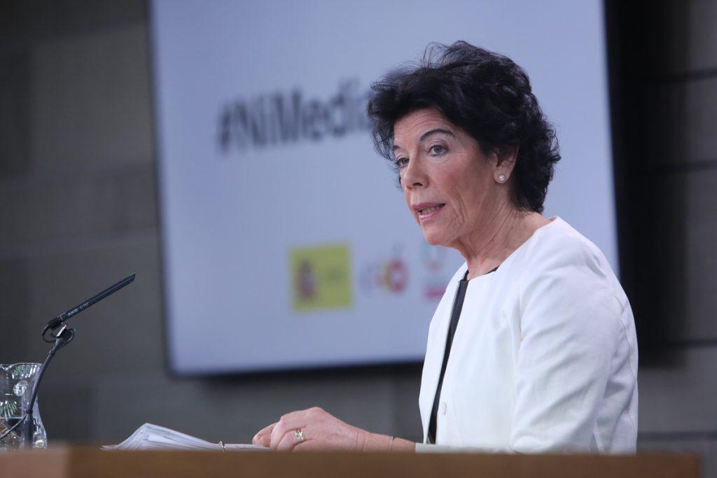 El Gobierno acusa a PP y Ciudadanos de «abonar la crispación» y limita la crítica a ERC al diputado Rufián