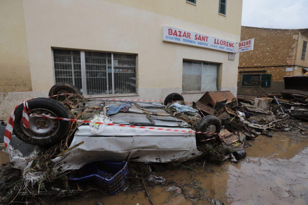 El Gobierno autoriza a Baleares a endeudarse a largo plazo con hasta 45 millones por las inundaciones de octubre