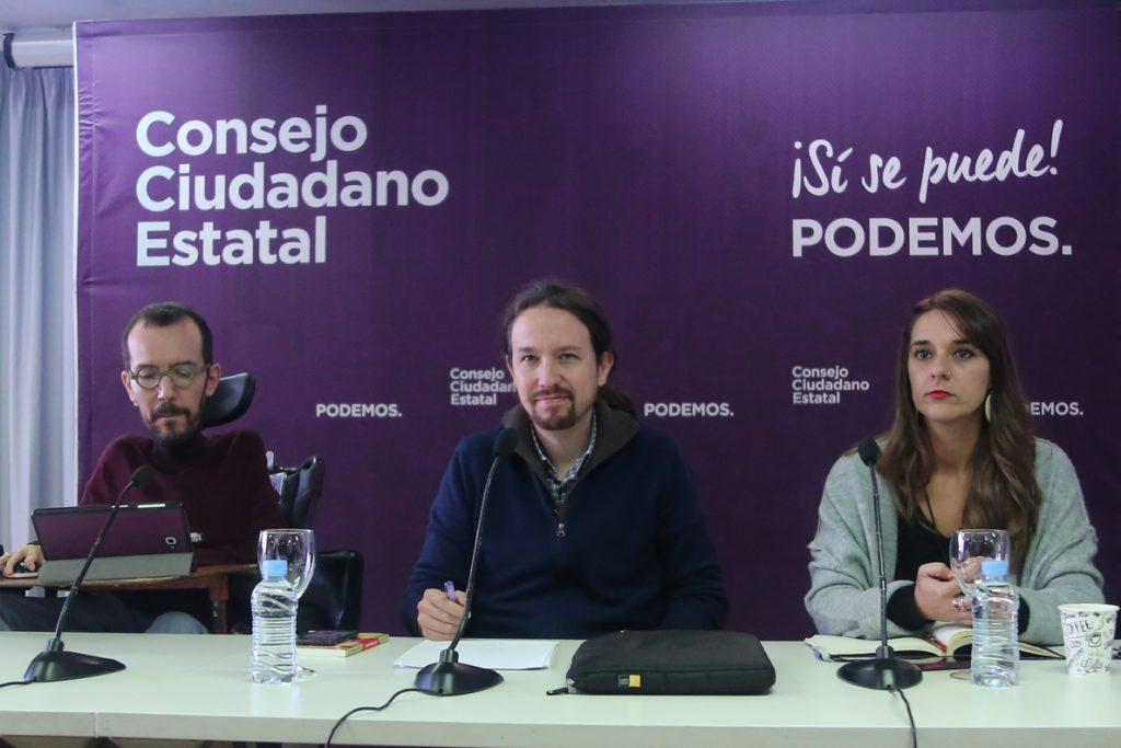 Iglesias da por rota la mayoría de la moción de censura: «No se puede gobernar por decreto»