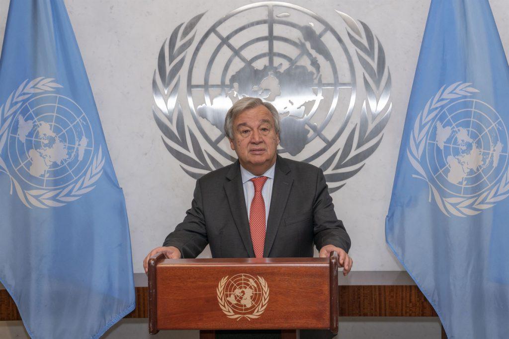 La ONU felicita a Colombia por el segundo aniversario de la firma del acuerdo de paz con las FARC
